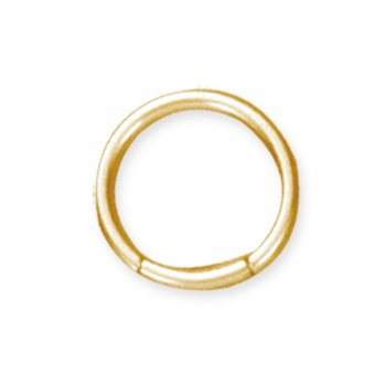 Segment Ring Gold Plated Segment Ring 1.2mm
