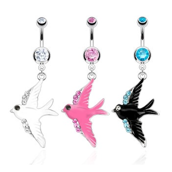 Dove Belly Bar