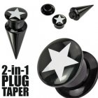Star Plug & Taper Set