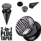 Zebra Plug & Taper Set