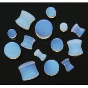 Opalesecent Saddle Plugs