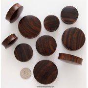 XXL Sono Wood Ear Plug ( 32mm to 50mm)